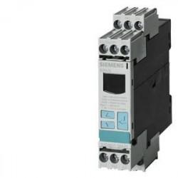 Releu Siemens 3UG4651-1AW30 - Releu de monitorizare viteza oprire 24V-240V, AC/DC