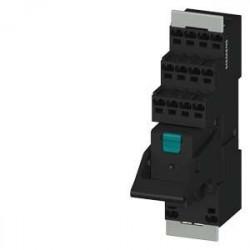 Releu Siemens LZS:PT5D5L24 - Releu comutatie 24V, DC, 4C, 4A