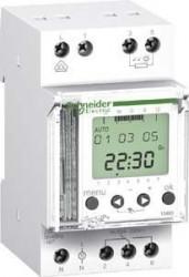 Schneider 15483 releu senzor crepuscular - releu modular + fotocelula murala IC 2000P+
