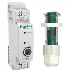 Schneider CCT15285 releu senzor crepuscular - Intrerupator Crepuscular Acti 9 IC2000 indoor (2 - 2000 lux) twilight switch