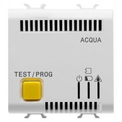 Senzor apa Gewiss GW10716 Chorus - Detector apa 2M 12V WHITE
