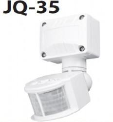 Senzor Miscare Total Green JQ-35 - SENZOR PREZENTA negru, IP44
