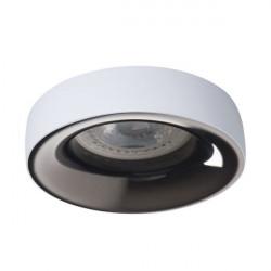 Spot Kanlux 27805 Elnis - Spot incastrat LED GU10, max 35W, alb/ anthracite