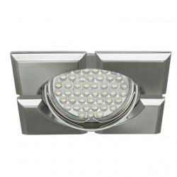 Spot Kanlux 8665 FIRLA - Spot incastrat, directional Gx5,3, max 50W, IP20, 12V, inox
