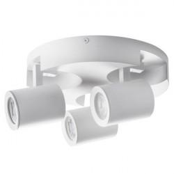 Aplica Kanlux 29126 Laurin - Plafoniera LAURIN EL-3O White GU10 3x35W
