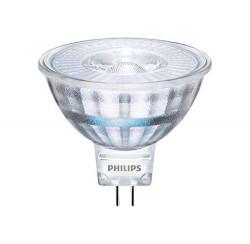 Bec cu led Philips 871869655114100 - CLA LEDspotLV ND 3-20W MR16 827 36D