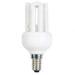 Bec Kanlux 12698 4U MINI XEU48 - Bec CFL, 11W, E14, 2700k, 545lm