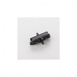 Conector Arelux Minitrack MT1004 BK - Miniconector liniar 1C 250V/16A BK, negru