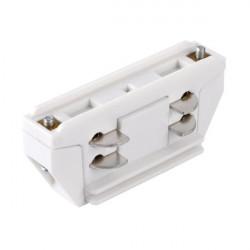 Conector Kanlux TEAR 22586 - Conector liniar , 230V, IP20, alb