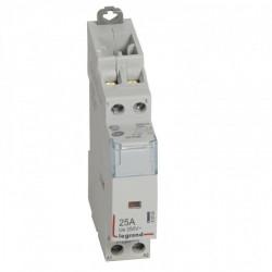 Contactor modular Legrand 412505 - CX3 CT 24V 2P 250 V~ - 25 A - 2 N/O
