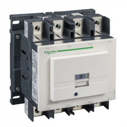Contactor Schnedier LC1D1150046MD - Contactor putere 4P(4 NO) - AC-1 - = 440V bob. 200 A - bob. std 220 V DC