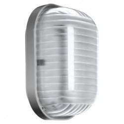 Corp iluminat Gewiss GW80772 - GUSCIO 250x175 1X9W G23 IP55 G.GREY