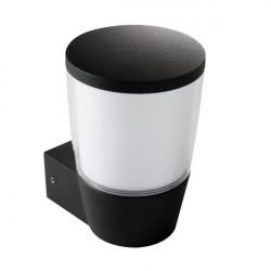 Corp iluminat Kanlux 25680 SORTA 16L-UP - Aplica gradina E27, max 20W, IP44, negru