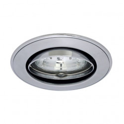 Corp iluminat Kanlux 2753 CEL PARLE CTC-5519 - Spot incastrat directional, Gx4, max 35W, 12V, IP20, nichel/crom