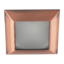 Corp iluminat Kanlux 4326 RESO CTX-KW10-C - Spot incastrat, Gx6,35, max 35W, 12V, IP20, bronz antic