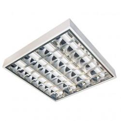 Corp iluminat Kanlux 4826 TOKEN 418 NT - Corp iluminat aplicat, G13, T8, 4x18W, IP20, alb