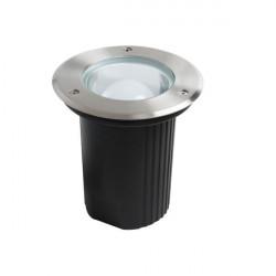 Corp iluminat Kanlux 7195 XARD DL-40 - Spot incastrat pardoseala, E27, max40W, IP67, inox