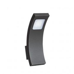 Corp iluminat Kanlux GORIA LED 22131 - Aplica gradina, 22I-UP, 6,5W, 6000-6500k, IP44, 370lm, negru