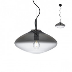 Corp iluminat Redo 01-1619 Absolute - Lustra 1X42W, E27, D380 FUMURIU SHADOW