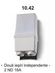 Finder 104281200000 Senzor crepuscular - RELEU CREPUSCULAR FIXARE PE STALP, 2 CONTACTE ND, 16A, 120V A.C.