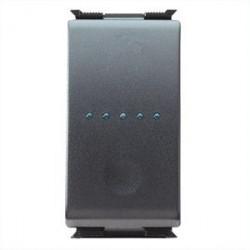 Intrerupator Gewiss GW30022 Playbus - Intrerupator cu revenire 16A 1P