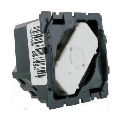 "Intrerupator Legrand 67015 Celiane - Intrerupator cap-scara cu levier cu comanda tip ""buton"" 6 AX"