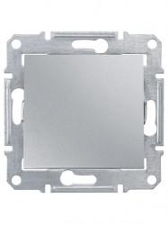 Intrerupator Schnedier SDN0400160 Sedna - INTRERUPATOR CAP SCARA, 10 AX - 250 V ALUMINIU