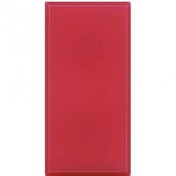 Lampa semnalizare Bticino Axolute H4371R/12 - Lampa semnalizare cu difuzor rosu, 12V, 1M