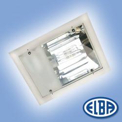 Proeictor HID Elba 34671003 - PREMIUM LUX IP 66 - montaj APARENT 400W sodiu, cu gratar