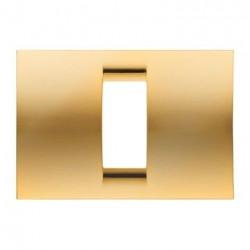 Rama Gewiss GW32061 Playbus - Rama Playbus 1M, oriz, tehnopolimer, auriu