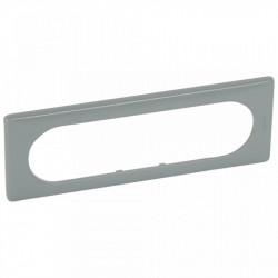 Rama Legrand 68746 Celiane - Rama 6/8 module, din termoplastic, ciment