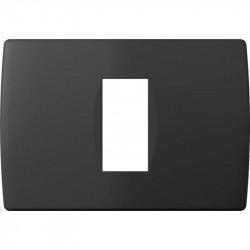 Rama Tem OS13SB-U Modul - Rama Soft 1/3m negru mat