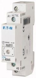 Releu Eaton 265195 - Releu de monitorizare viteza oprire 250V, AC/DC, Z-RE23/SS-Releu cu led 20A 2ND, c-da 24Vcc
