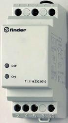 Releu Finder 711182300010 - Releu de monitorizare al tensiunii minime 230V, AC, 1C