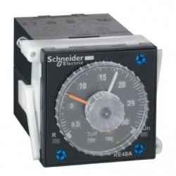 Releu Schneider RE48AMH13MW - Releu de temporizare 240V, AC/DC, 2C