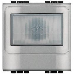 Senzor miscare Bticino NT4659N Living Light - Senzor de miscare cu infrarosu, 2M, negru
