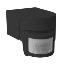 Senzor miscare Kanlux 8391 JQ-L-B SLICK - Senzor PIR, 160grade, IP44, negru