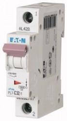 Siguranta automata Eaton 262707 - DISJUNCTOR PL7-C32/1 1P, 32A, 10kA, C