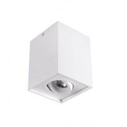 Spot Kanlux 25470 GORD DLP - Spot dublu aplicat DLP-50, GU10, max 1x25W , IP20,Alb