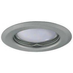 Spot Kanlux 26793 ALOR - Inel spot fix incastrat LED GU10, max 35W, IP 20, gri mat