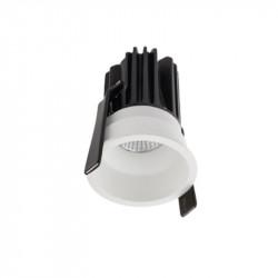 Spot LED Arelux XClub CU01WW36 MWH - Corp LED 1x7W 3000K 350mA 36grd. IP20 MWH (5f) alb