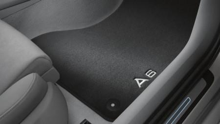 Set covorase mocheta Audi A6 2012-2018 originale