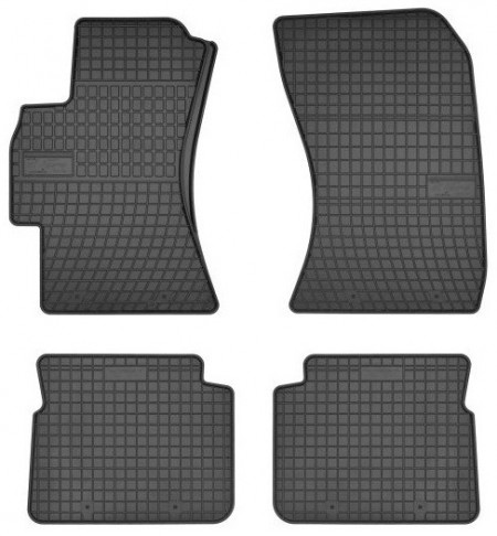 Set covorase cauciuc Subaru Impreza 2008 - 2013