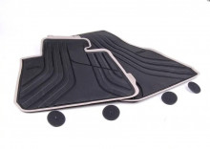Set 2 covorase cauciuc BMW Seria 3 (F30) 2012 - 2020