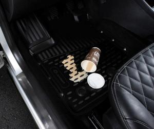 Set covorase cauciuc BMW Seria 1 2006 - 2011 5 usi
