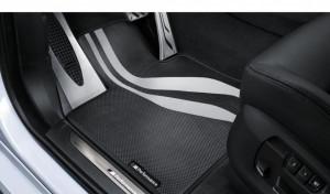 Set covorase fata + spate M Performance BMW Seria 6 Coupe (F13) 2011-2018