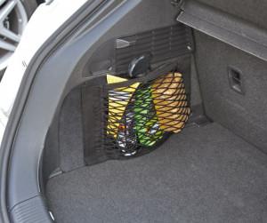 Buzunar din plasa elastica pentru portbagaj / scaun auto