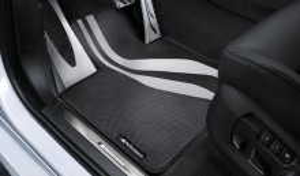 Set covorase fata + spate M Performance BMW Seria 6 Cabrio (F12) 2011-2018
