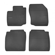 Set covorase cauciuc Honda Civic IX Hatchback 2012 - 2015