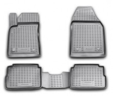 Set covorase cauciuc Opel Vectra C 2002 - 2009 Sedan